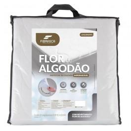 Imagem - CAPA FIBRASCA PROTETORA 1.93 FLOR DE ALGODAO IMPERMEAVEL R.9753 cód: 101445