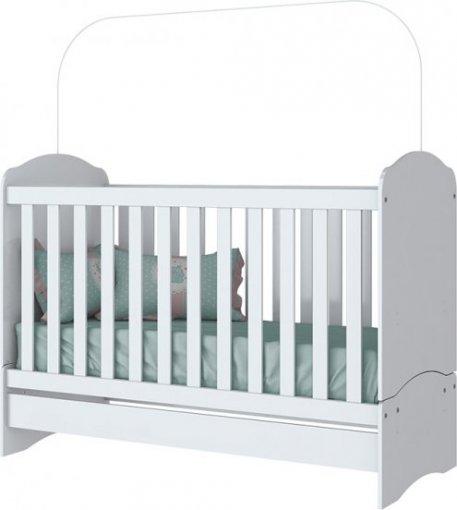 Berço Bala de Menta Mini-cama
