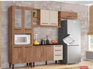 Cozinha Tuboarte V4 Malu New 9p_3g