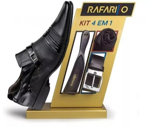 Sapato Social Kit Rafarillo