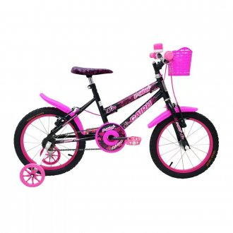 Bicicleta C-high Mtb Aro 16 - Cairu
