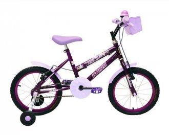 Bicicleta Fadinha Mtb Aro 16 Fem - Cairu