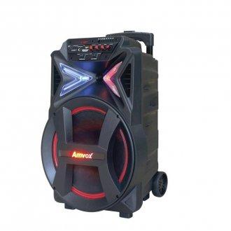 Caixa Amplificada Aca501 New - Amvox