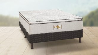 Cama Box Reconflex Double Flex C/ Pillow