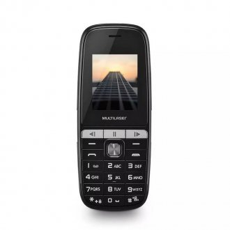 Celular up Play Dual Chip Mp3 Câmera-multilaser