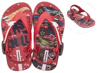 Chinelo Hotwheels Ipanema