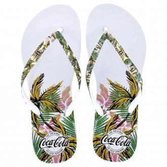Imagem - Coca Cola Chinelo Beach Style