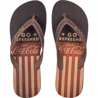 Imagem - Coca Cola Cc3035 Chinelo Timber Masc