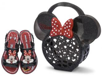 Imagem - Disney  Minnie Show Bag Sandalia