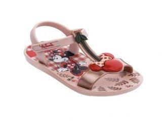 Sandália Baby Minnie Cherry
