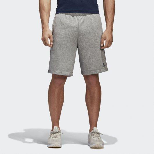 Bermuda Moletom Adidas Essential 3S Coft bk7469 - Leve 534359543e5