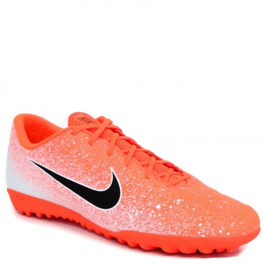 a996e03f2942f Chuteira Mercurial Nike Valor 12 Academy TF Ah7384 - Lojas Leve