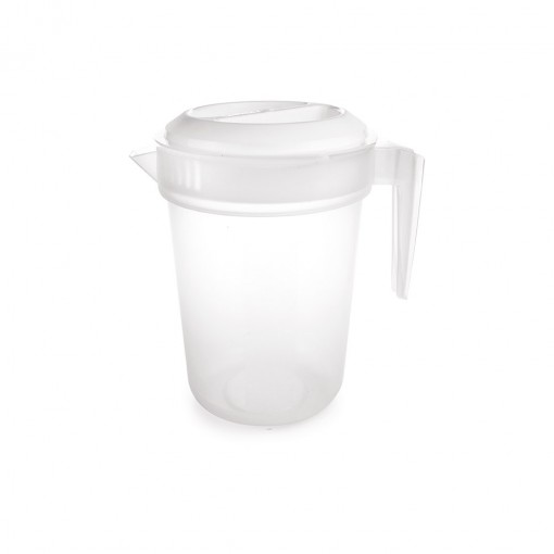 Jarra de Plástico 2 L com Tampa