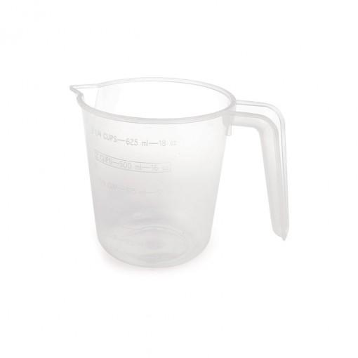 Jarra de Plástico Graduada 630 ml