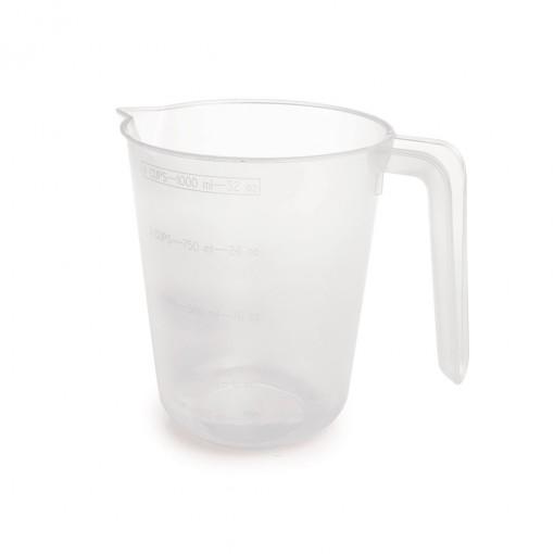 Jarra de Plástico Graduada 1 L