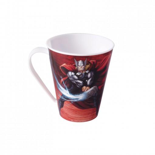Caneca de Plástico 360 ml Avengers Thor