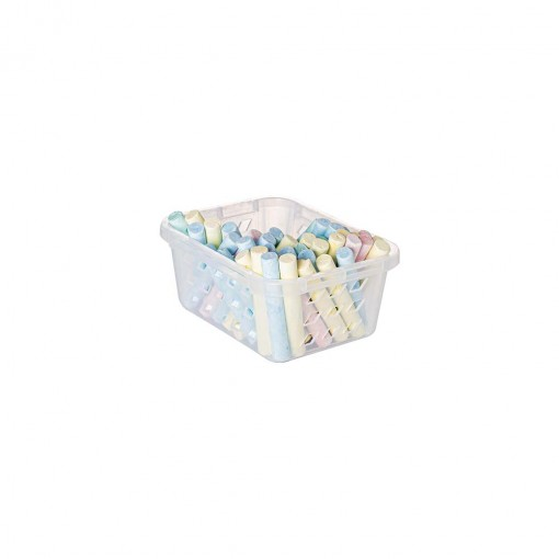Cestinha de Plástico Retangular Organizadora Mini