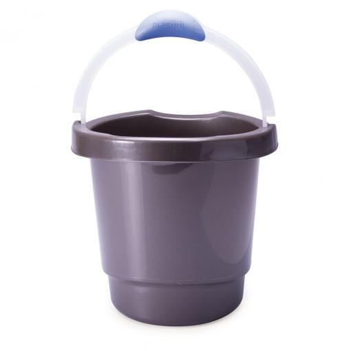 Balde de Plástico 12 L com Alça Fluir