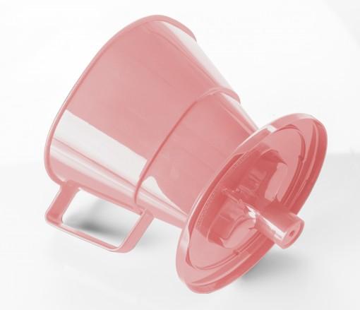 Coador de Plástico para Café Café da Manhã Xícara