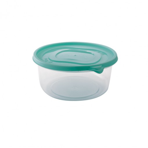 Pote de Plástico Redondo 650 ml Clic
