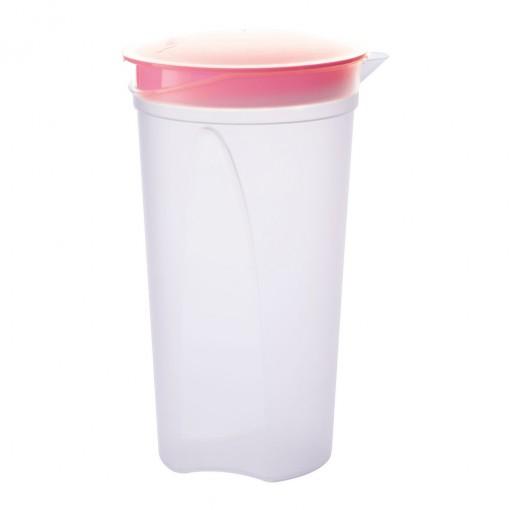 Garrafa de Plástico 1,8 L com Tampa Articulável