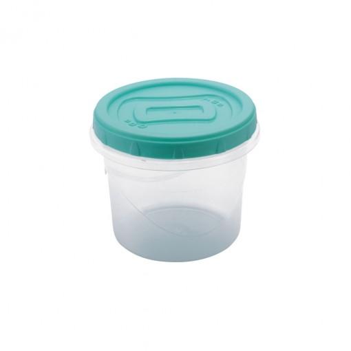 Pote de Plástico Redondo 720 ml Rosca