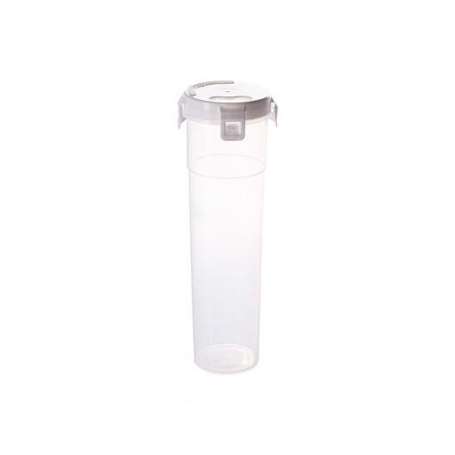 Pote de Plástico Redondo1 L Rosca