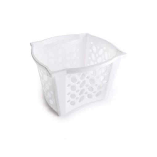 Cestinha de Plástico Retangular Organizadora 9,4 L Empilhável