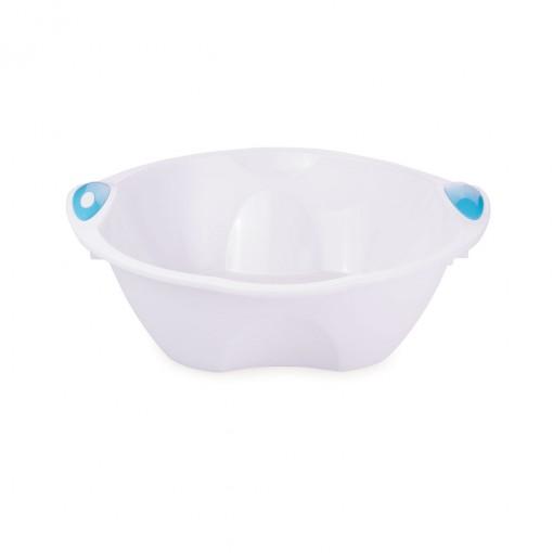 Bacia de Plástico Redonda 5,6 L com Pegador Lavanda