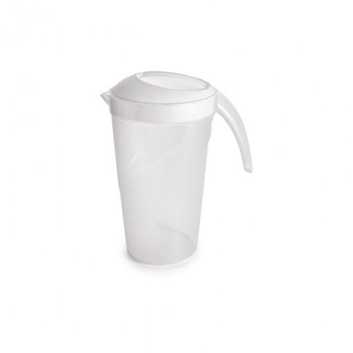 Jarra de Plástico 1,65 L com Tampa