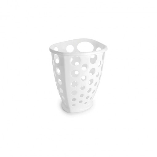 Cesto de Plástico Triangular 2,7 L Telado