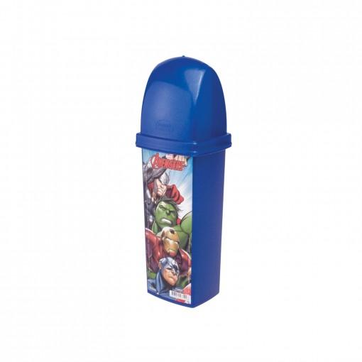 Dental Case de Plástico com Tampa Avengers