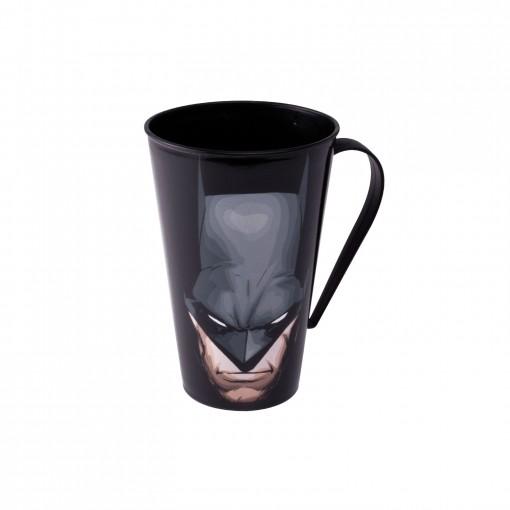 Caneca de Plástico 500 ml Batman