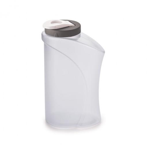 Garrada de Plástico 2 L com Fechamento Rosca e Tampa Articulável