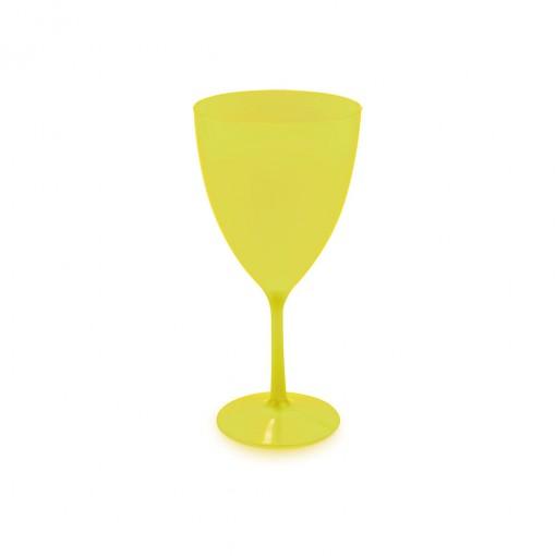 Taça de Plástico 330 ml Neon