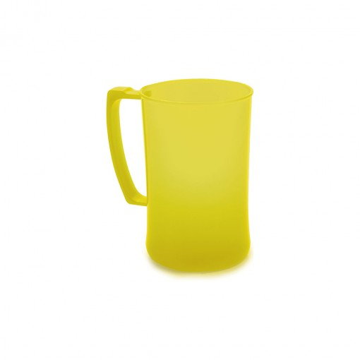 Caneca de Plástico 440 ml Neon