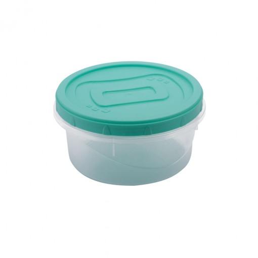 Pote de Plástico Redondo 900 ml Rosca