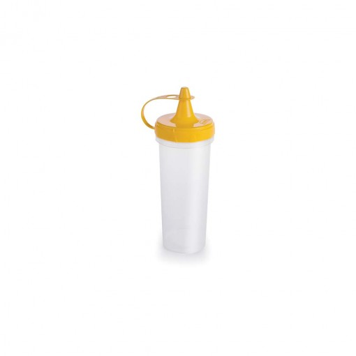Bisnaga de Plástico 280 ml para Mostarda