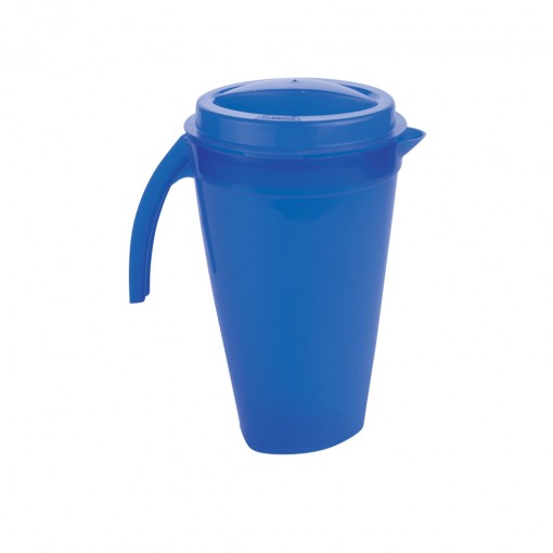 Jarra de Plástico 1,9 L com Tampa Neon