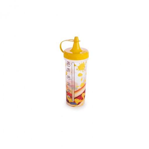 Bisnaga de Plástico 250 ml para Mostarda