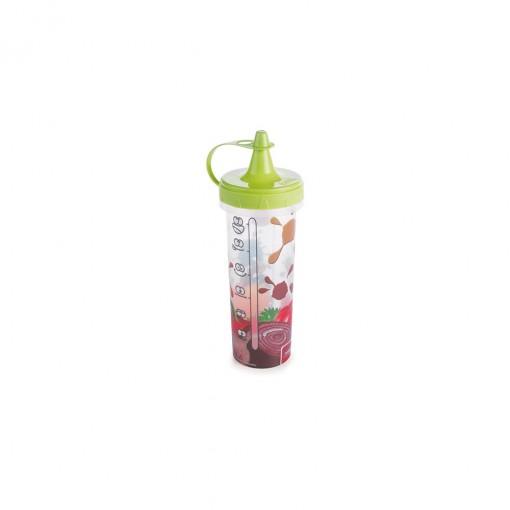 Bisnaga de Plástico 250 ml para Molhos