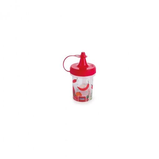 Mini Bisnaga  de Plástico 140 ml para Pimenta