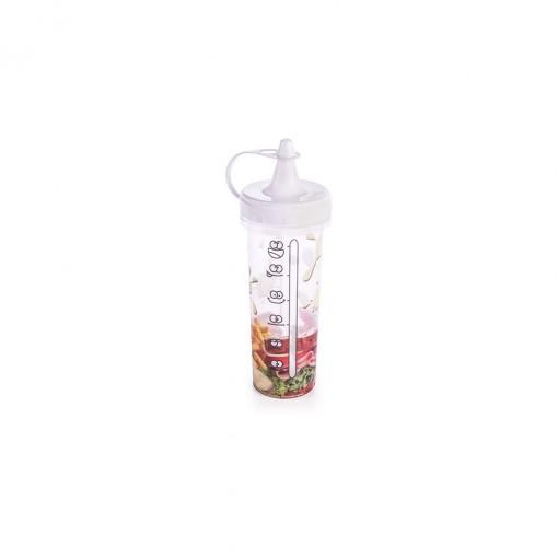 Bisnaga de Plástico 250 ml para Maionese