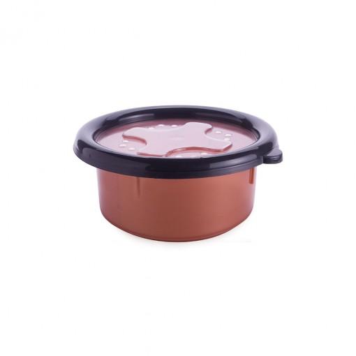 Pote 660 ml | Cobre - Conservamax