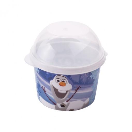 Porta Mix Pipoca 400 ml | Olaf