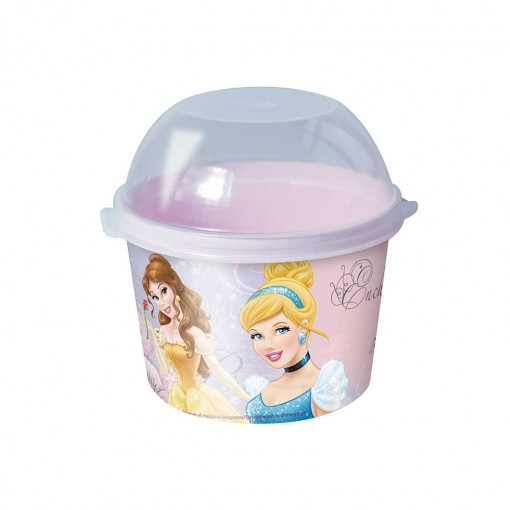 Porta Mix Pipoca 400 ml | Princesas
