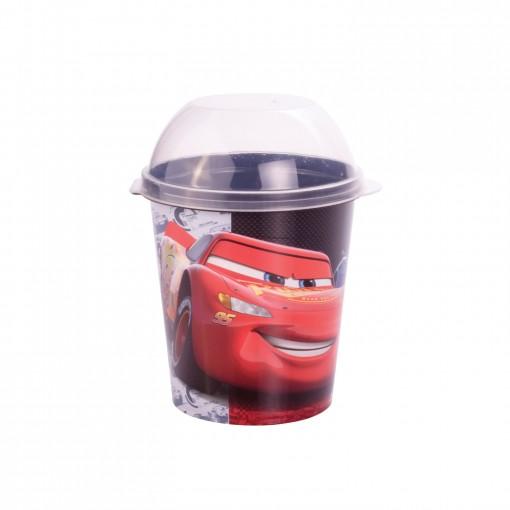 Porta Mix Pipoca 600 ml | Carros