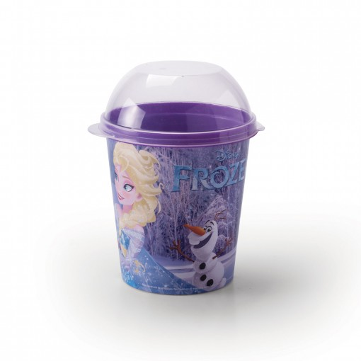 Porta Mix Pipoca 600 ml |  Frozen