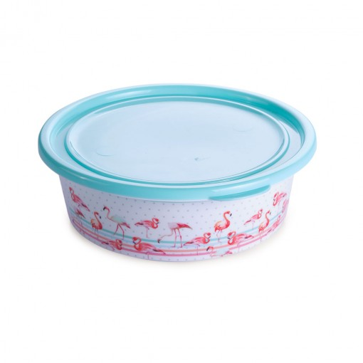 Pote 900 ml | Flamingo - Duo