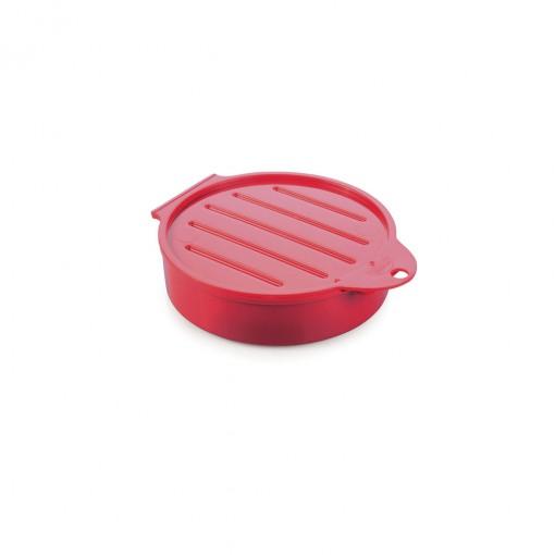 Forma de Plástico para Moldar Hambúrguer